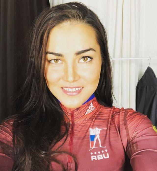 Самые красивые российские спортсменки Олимпиады-2018 (10 фото)