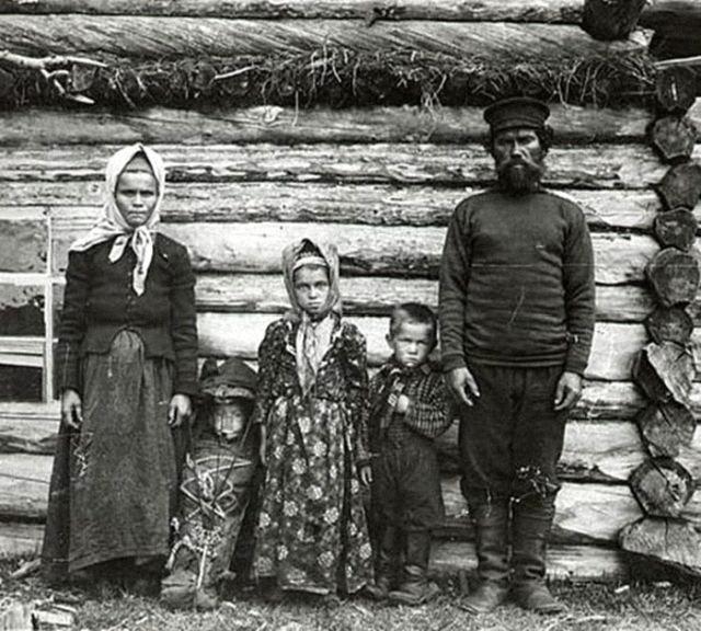 Быт саамов в XIX и XX веке (14 фото)