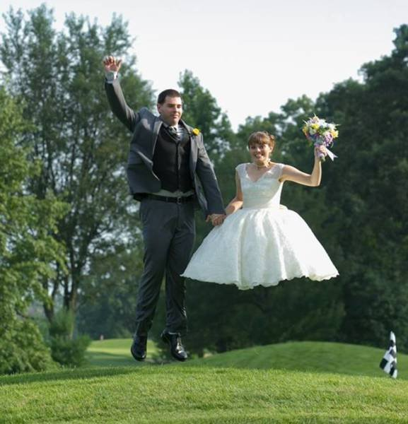 Забавные свадебные фото (24 фото)