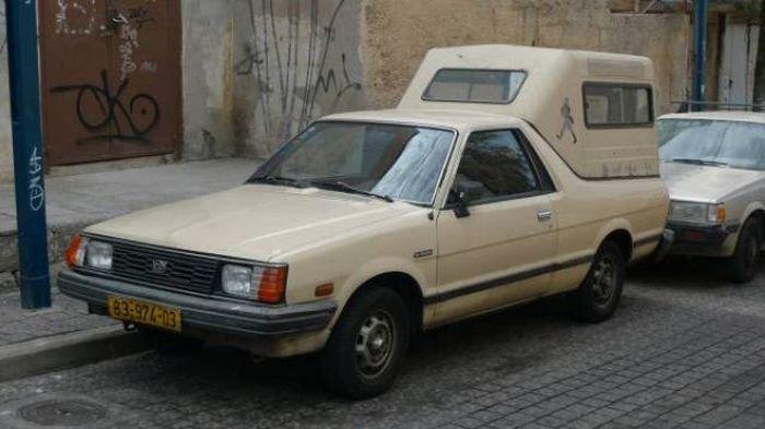 Автомобили, от которых вам станет не по себе (34 фото)