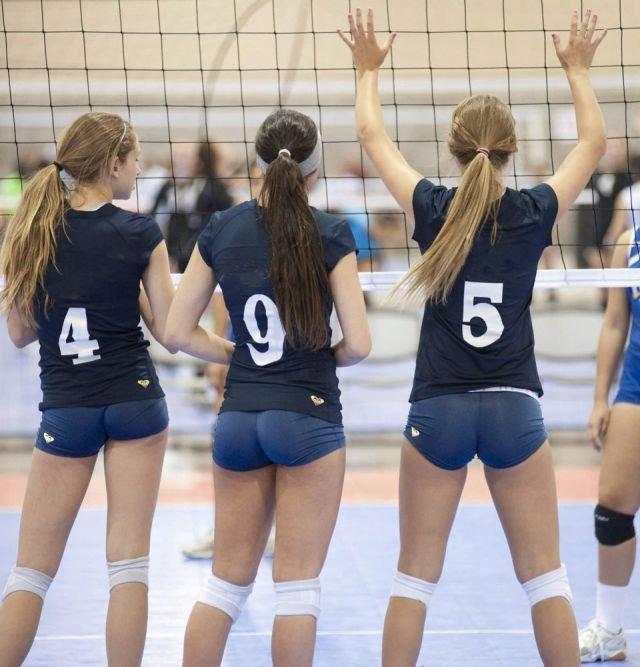 женский волейбол лучшие фото