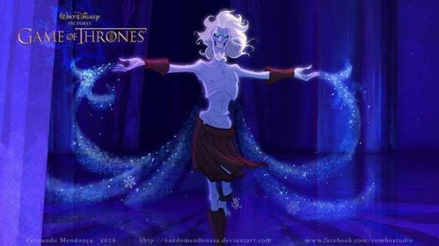 Если бы «Игру престолов» создала студия «Дисней» (11 картинок)