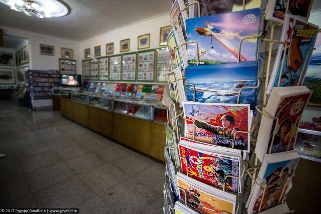 Товары в магазинах Северной Кореи (27 фото)