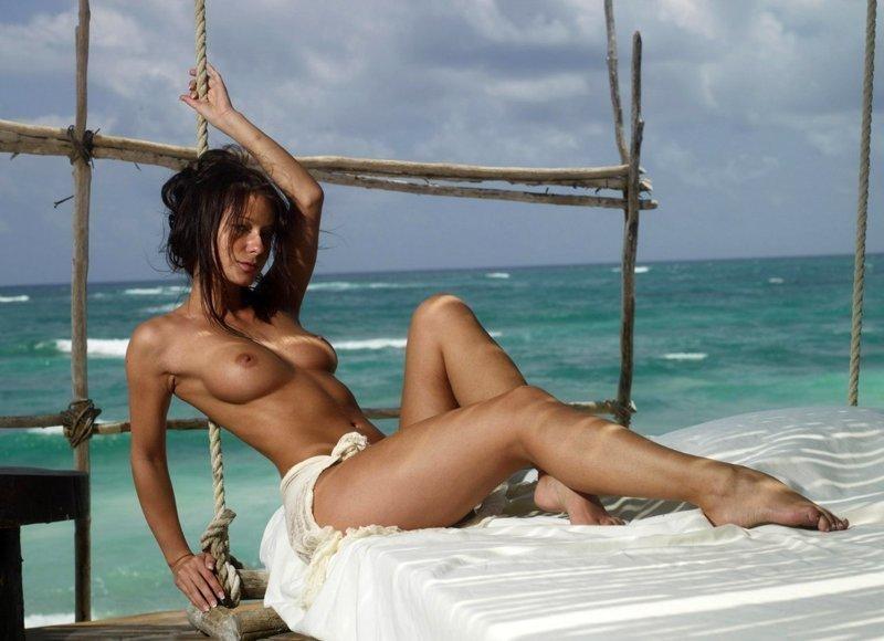 Пляж и море (19 фото)
