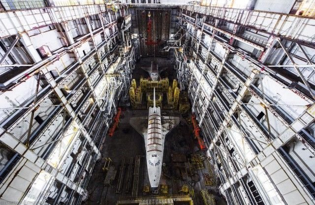 Фотоотчет с космодрома Байконур (39 фото)