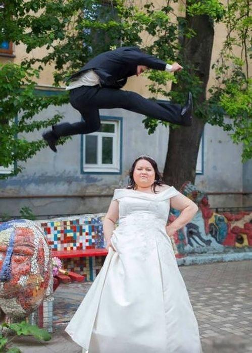 Давайте покажем наши свадебные фото