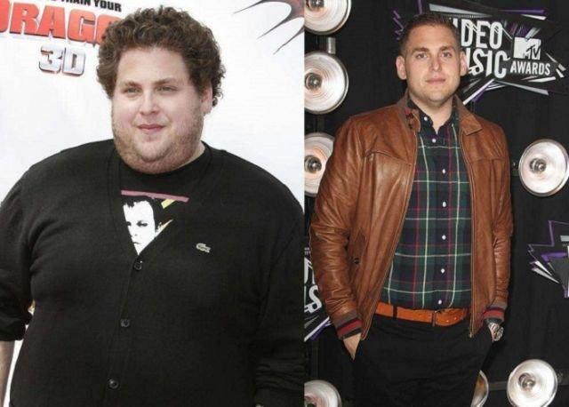 Знаменитости, которым удалось сильно похудеть (10 фото)