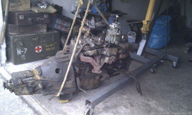 Реставрация ГАЗ-12 ЗИМ (43 фото)