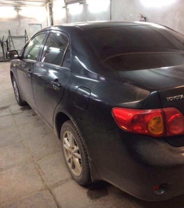 Екатеринбуржец обнаружил в интернете объявление о продаже угнанного у него авто (2 фото)