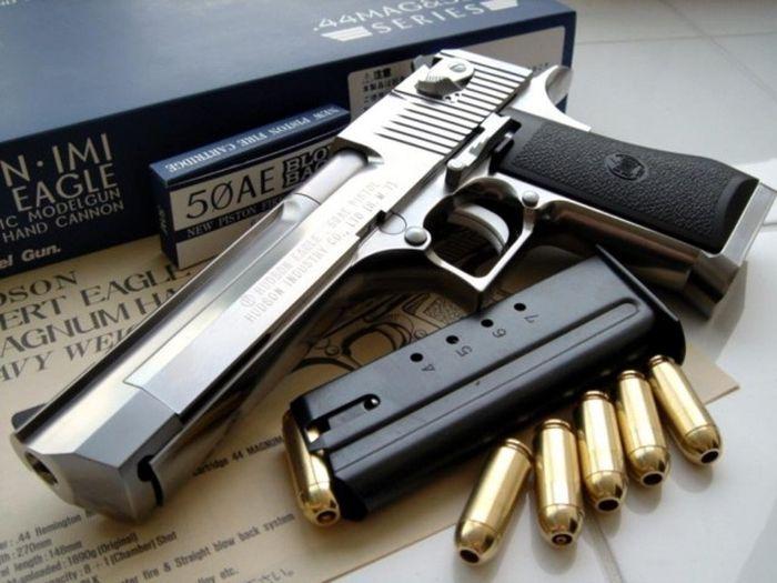 Красивые фото оружия (47 фото)