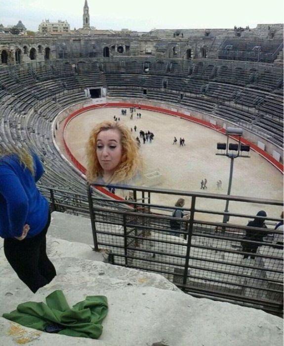 Неудавшаяся панорамная съемка (40 фото)