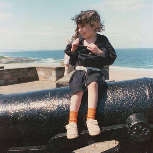 Детские фото звезд (25 фото)