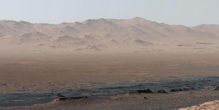 Фотографии Марса от NASA (3 фото)