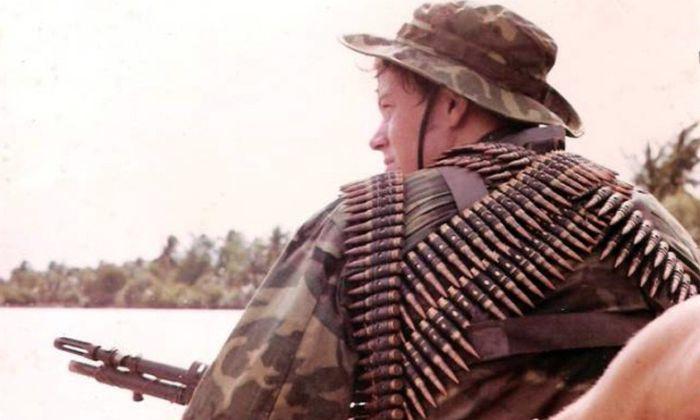 Особая обувь спецназа США во Вьетнаме (3 фото)