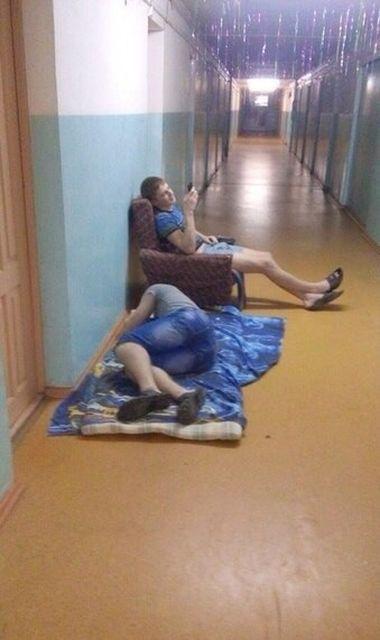 Студенческое общежитие - лучшее место на свете (17 фото)