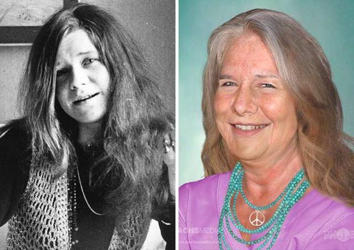 Как сейчас выглядели бы знаменитости, которые слишком рано ушли из жизни (11 фото)