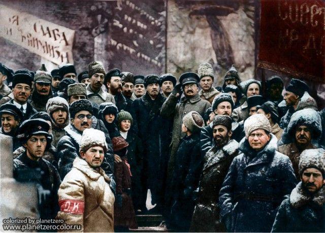 Фотографии России начала 20-го века в цвете (23 фото)