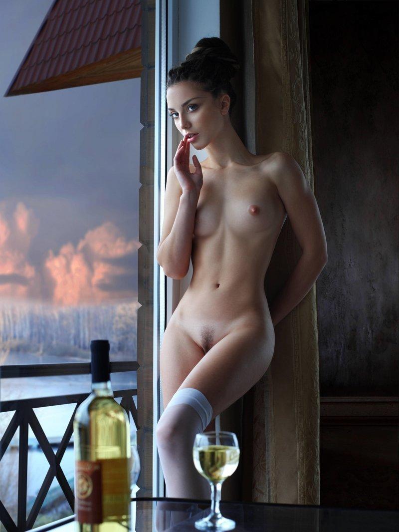 фото женщин молящихся голыми - 3