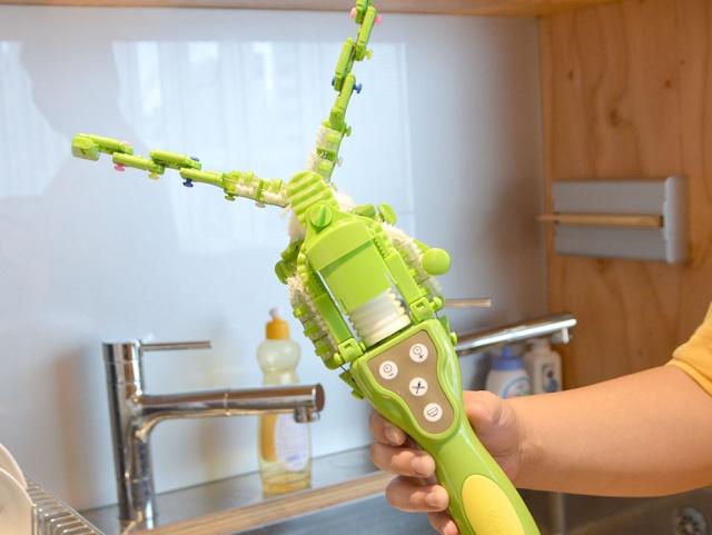 Если вы слишком ленивы, чтобы мыть посуду (3 фото)