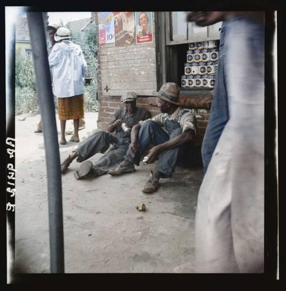 Америка на старых фотографиях после колоризации (37 фото)