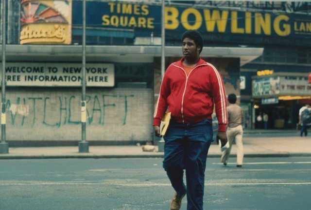 Интересные фотографии Нью-Йорка и его жителей 1980-х годов (27 фото)