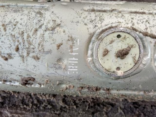 Житель Калининградской области нашел на берегу моря странное устройство (12 фото)