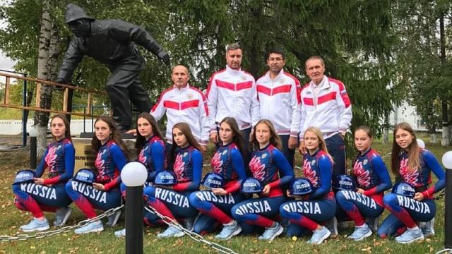 Лучшей пожарной спасательницей на Чемпионате мира стала девушка из Челябинска (5 фото)
