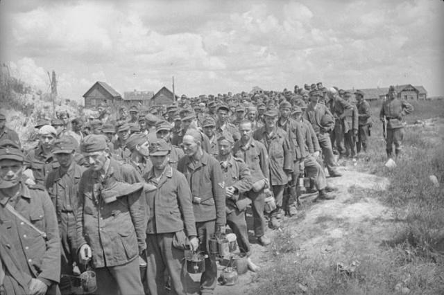 Архивные фотографии Великой Отечественной войны (25 фото)