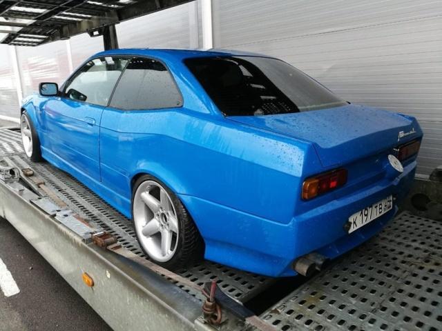 Москвич-2140 на базе BMW 3-серии (12 фото)