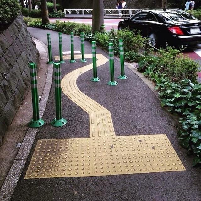 Необычные вещи, которые можно увидеть в Японии (15 фото)