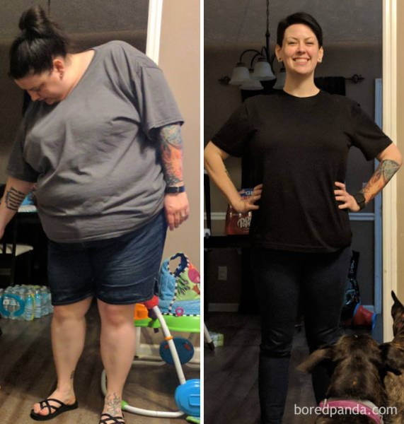 Люди, которые смогли изменить свое тело (45 фото)