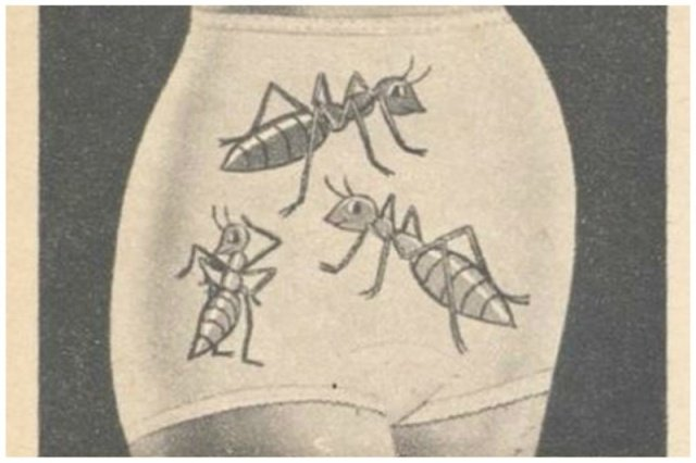 Необычные и странные устройства для женщин из прошлого (14 фото)