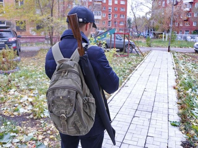 Активисты проверили омские вузы на уровень безопасности (5 фото)