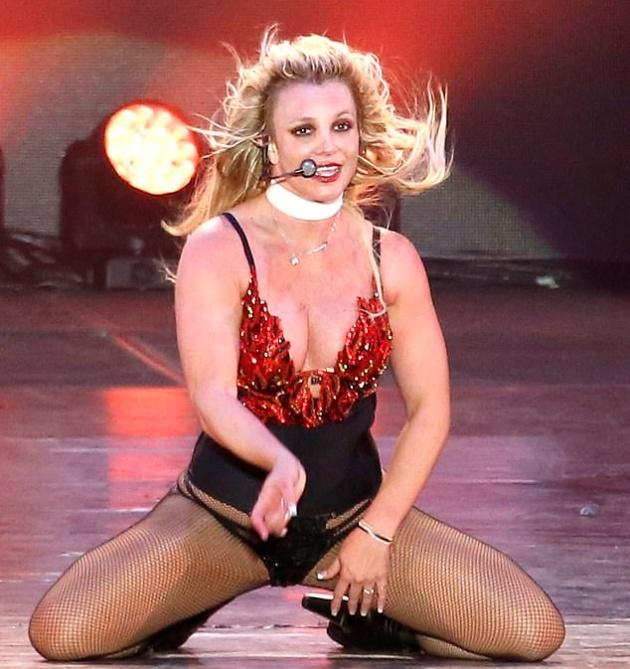 Бритни Спирс уже не та (5 фото)