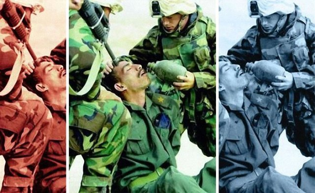 """Как СМИ """"раздувают"""" новости, придавая фотографиям совсем иной смысл (11 фото)"""
