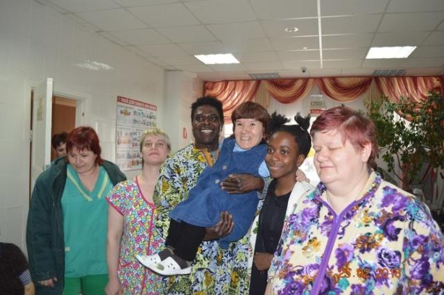 Семейный дуэт Лукомбо из Челябинска (5 фото)