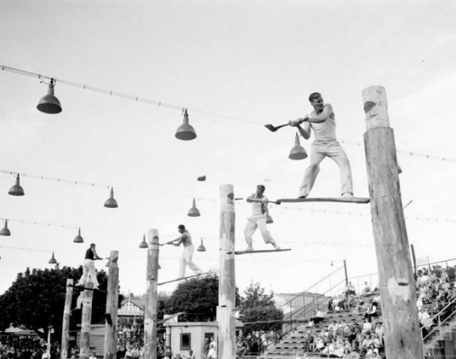 Интересные архивные фото (20 фото)