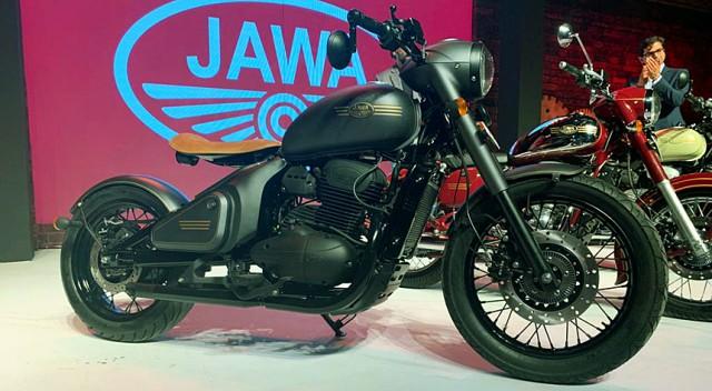 Мотоциклы Jawa по-индийски: представлены три новые модели (9 фото)