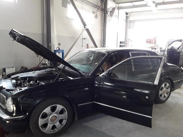 Роскошный Bentley на газу: теперь вы видели всё (6 фото)
