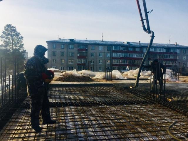 Строительство детской школы искусств на месте храма в Иркутской области (6 фото)