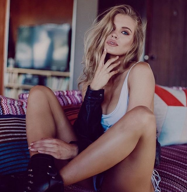 Уроженка Перми Таня Митюшина была включена в рейтинг самых соблазнительных женщин (20 фото)