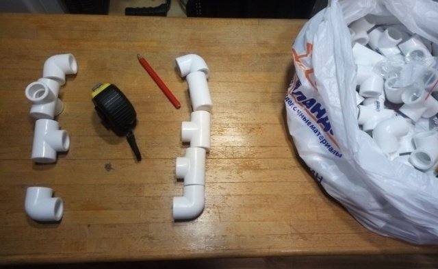 Самодельная сушилка для обуви (5 фото)