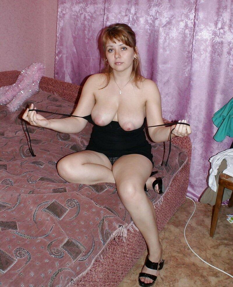 Домашнее фото русских пухлых девушек присланное посетителями — pic 13