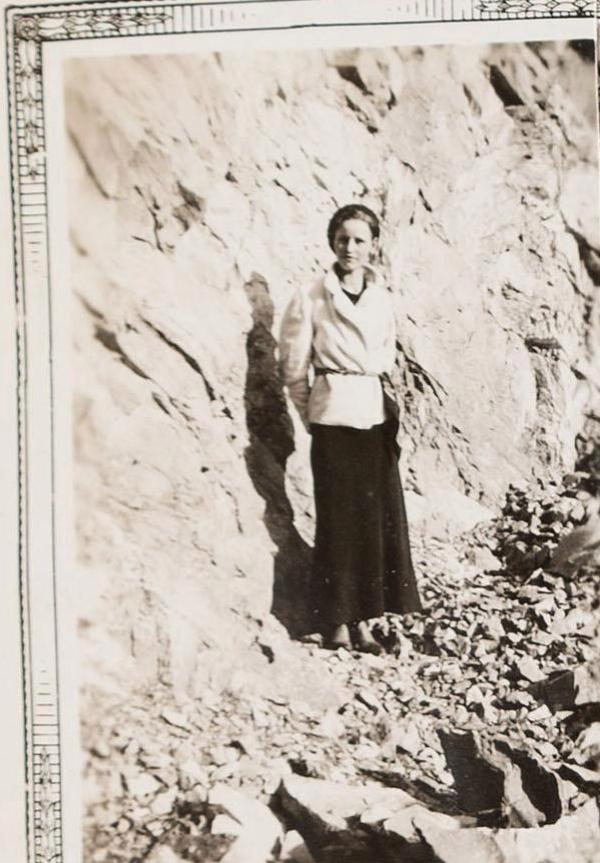 Старый фотоальбом Бонни и Клайда (6 фото)