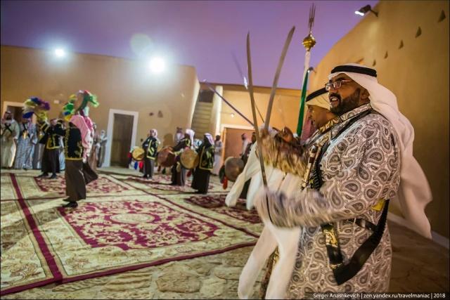 Почему не следует опасаться воров в Саудовской Аравии (9 фото)