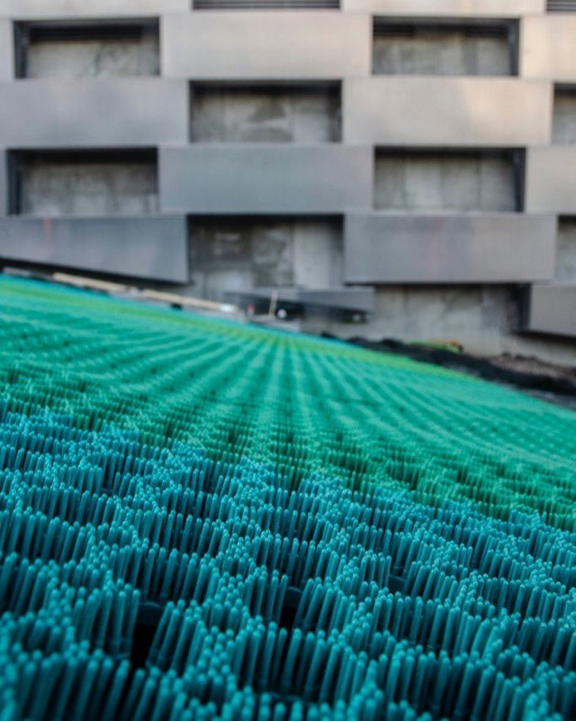 """Уникальный завод """"Копенхилл"""" в Копенгагене, который не только перерабатывает мусор, но и радует посетителей (6 фото)"""
