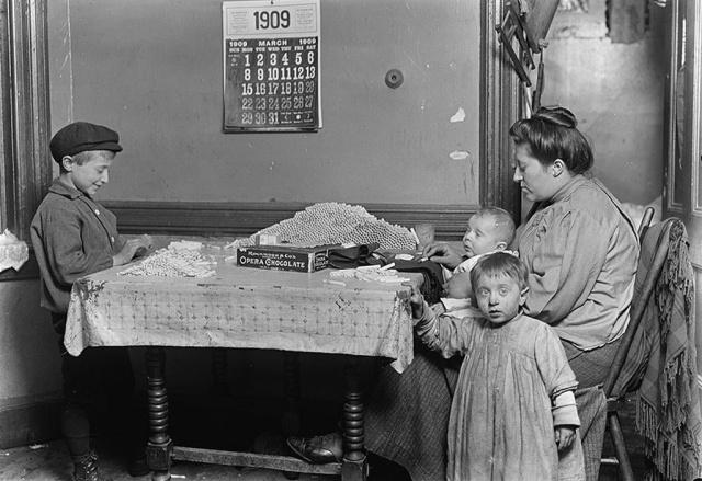 Винтажная Америка на архивных фотографиях (25 фото)