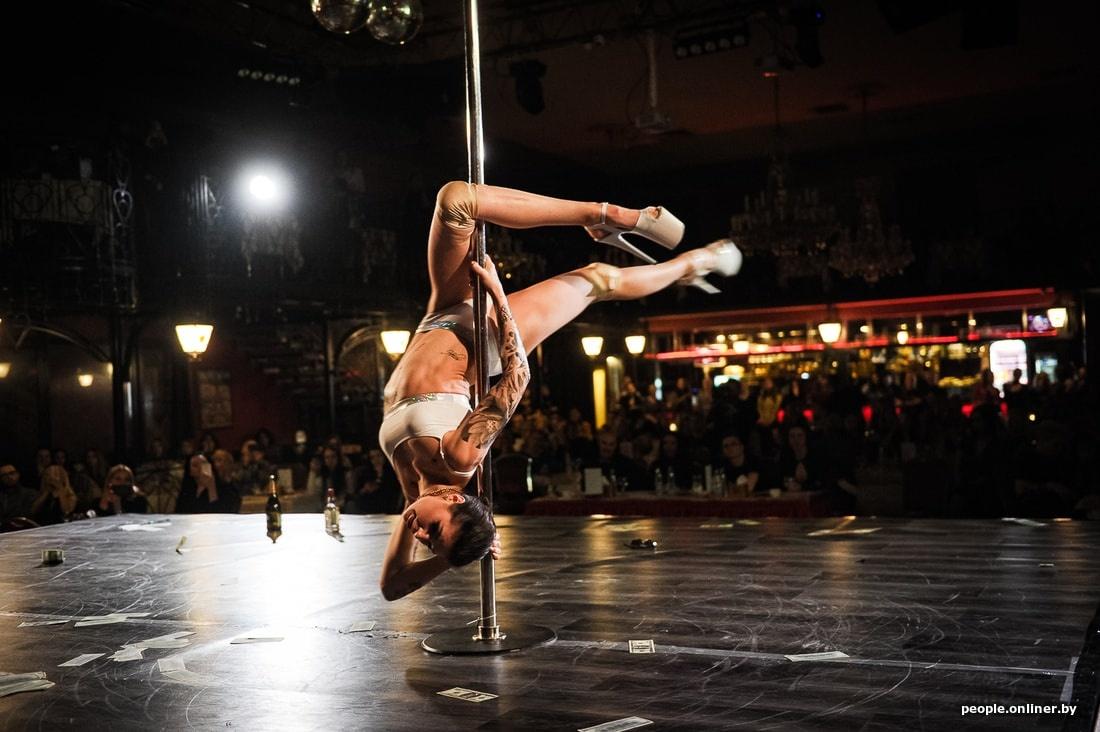 """Чемпионат по искусству соблазнения """"Pole Crown 2019"""" в Минске (32 фото)"""