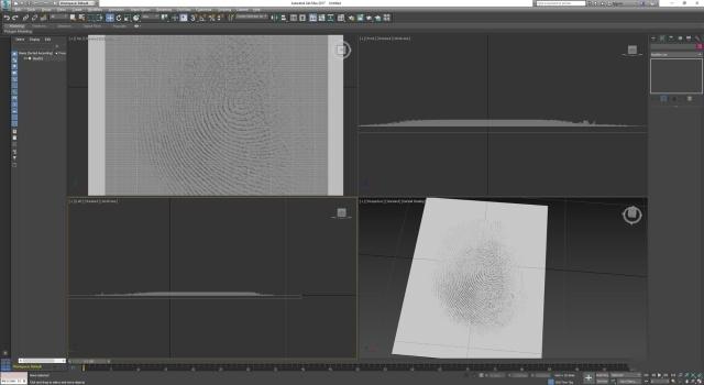 Как при помощи 3D-принтера обмануть датчик отпечатков пальцев на Samsung Galaxy S10 (5 фото)