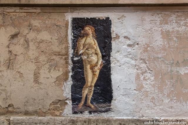 Сколько стоит защитить и сохранить граффити на стенах Санкт-Петербурга? (3 фото)